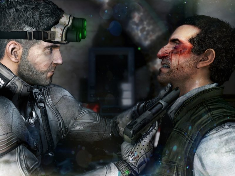 Tom Clancy's Splinter Cell: Blacklist (2013) RUS